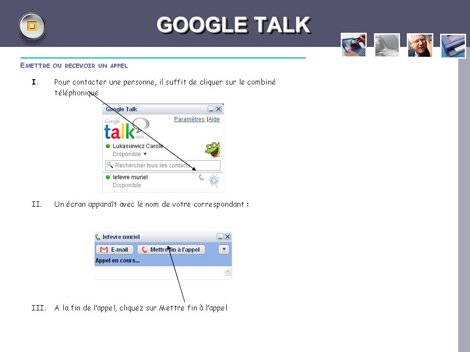 GOOGLE TALK www.themegallery.com