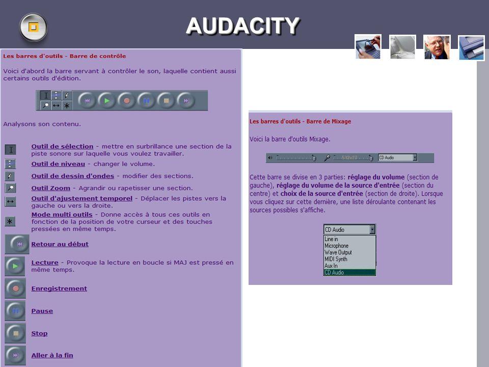 AUDACITY www.themegallery.com