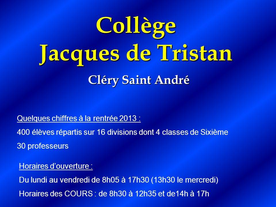 Collège Jacques de Tristan