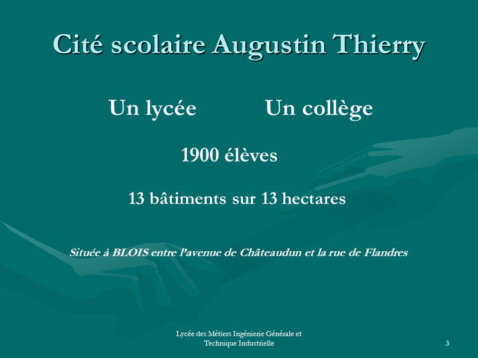 Cité scolaire Augustin Thierry