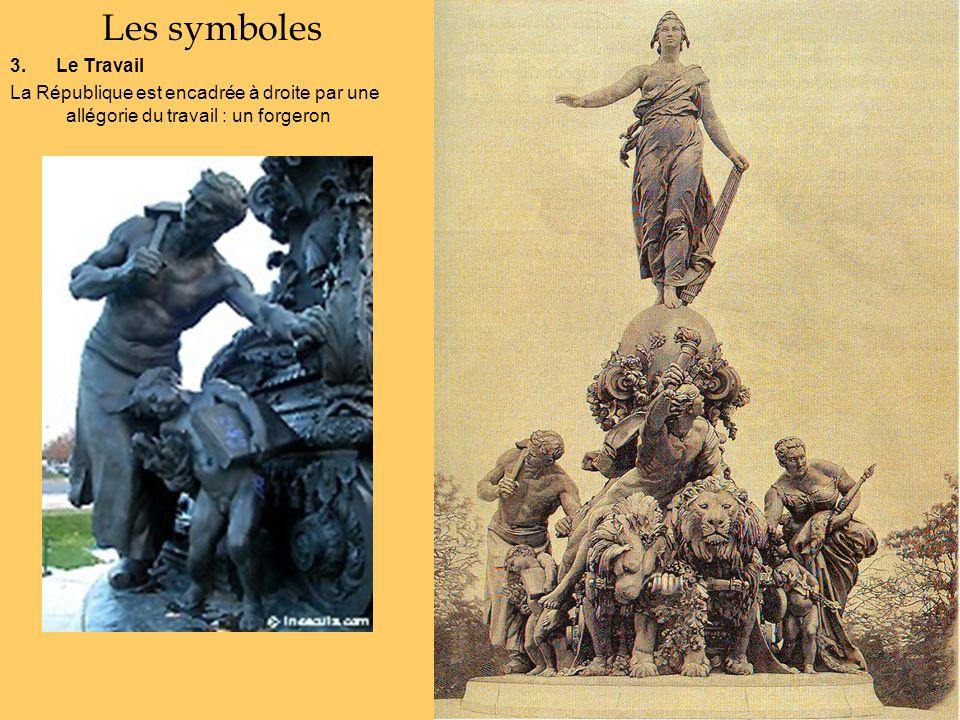 Les symboles 3. Le Travail