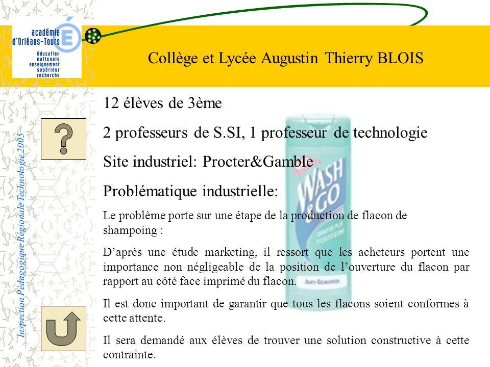 Collège et Lycée Augustin Thierry BLOIS