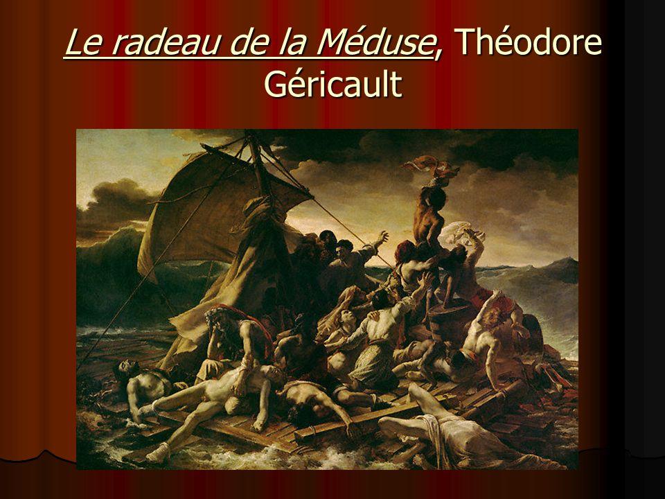 Le radeau de la Méduse, Théodore Géricault