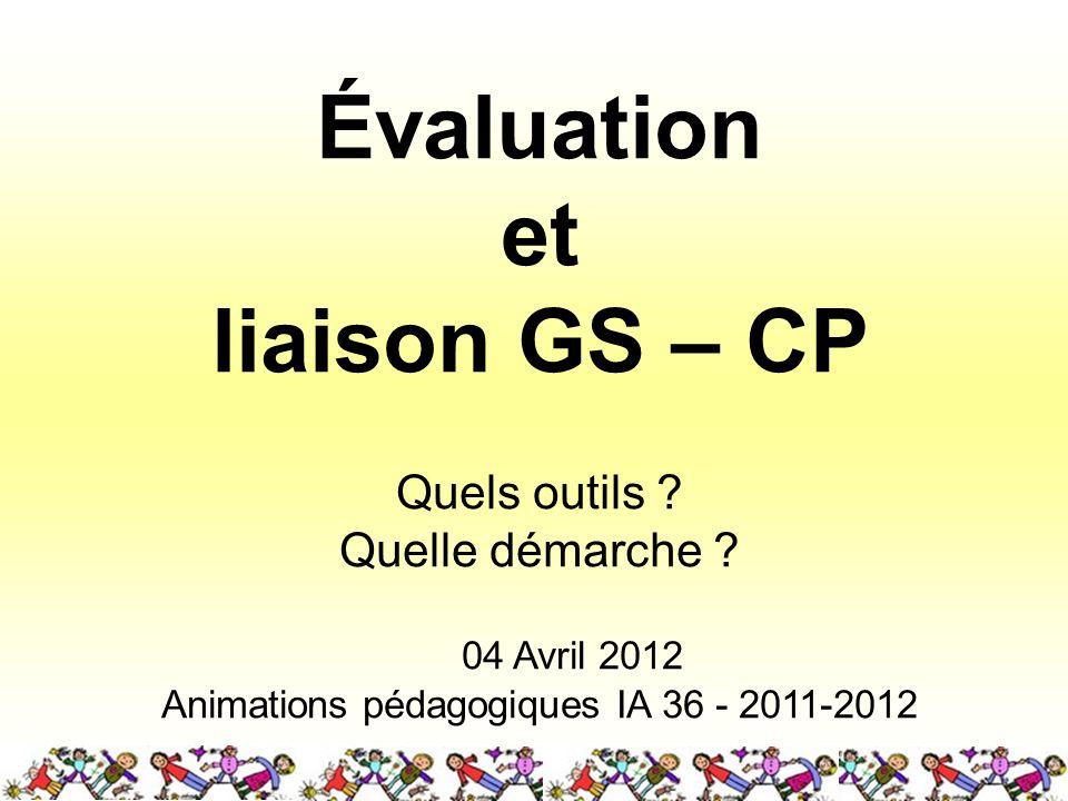 Animations pédagogiques IA 36 - 2011-2012
