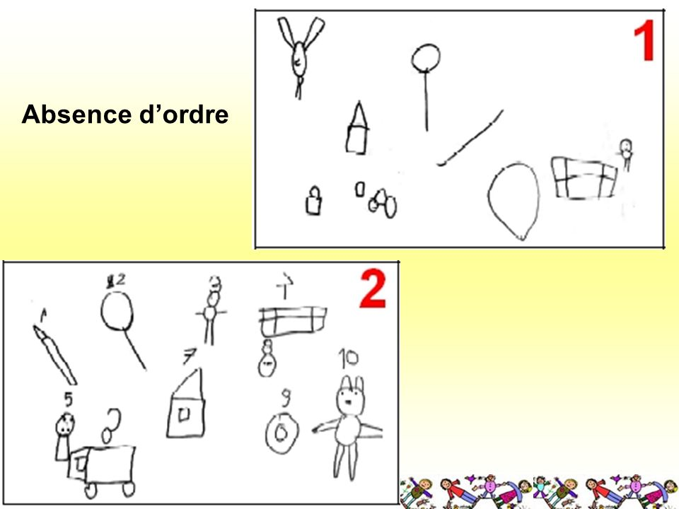 Absence d'ordre 28 1- Description :