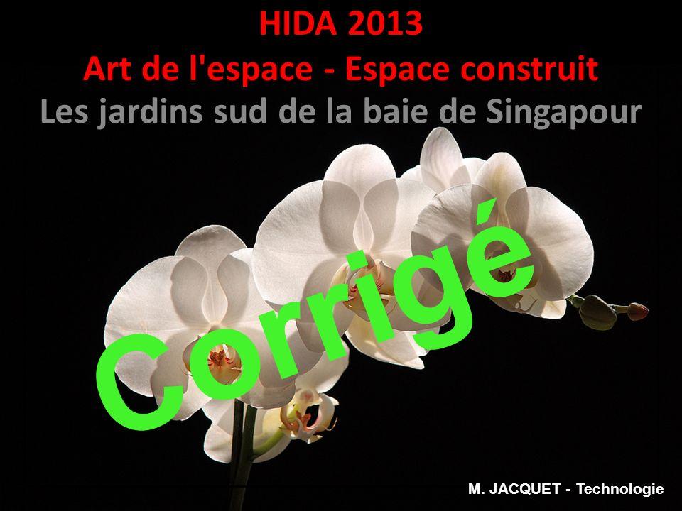 HIDA 2013 Art de l espace - Espace construit