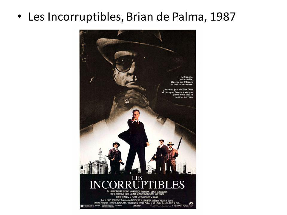 Les Incorruptibles, Brian de Palma, 1987