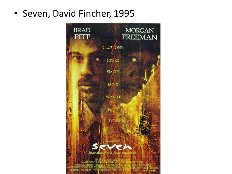Seven, David Fincher, 1995