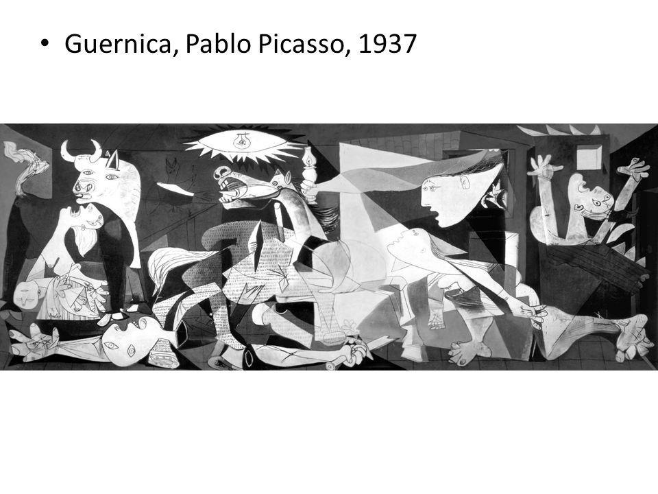 Guernica, Pablo Picasso, 1937