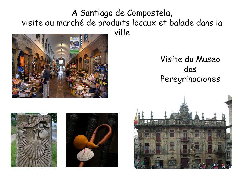 Visite du Museo das Peregrinaciones