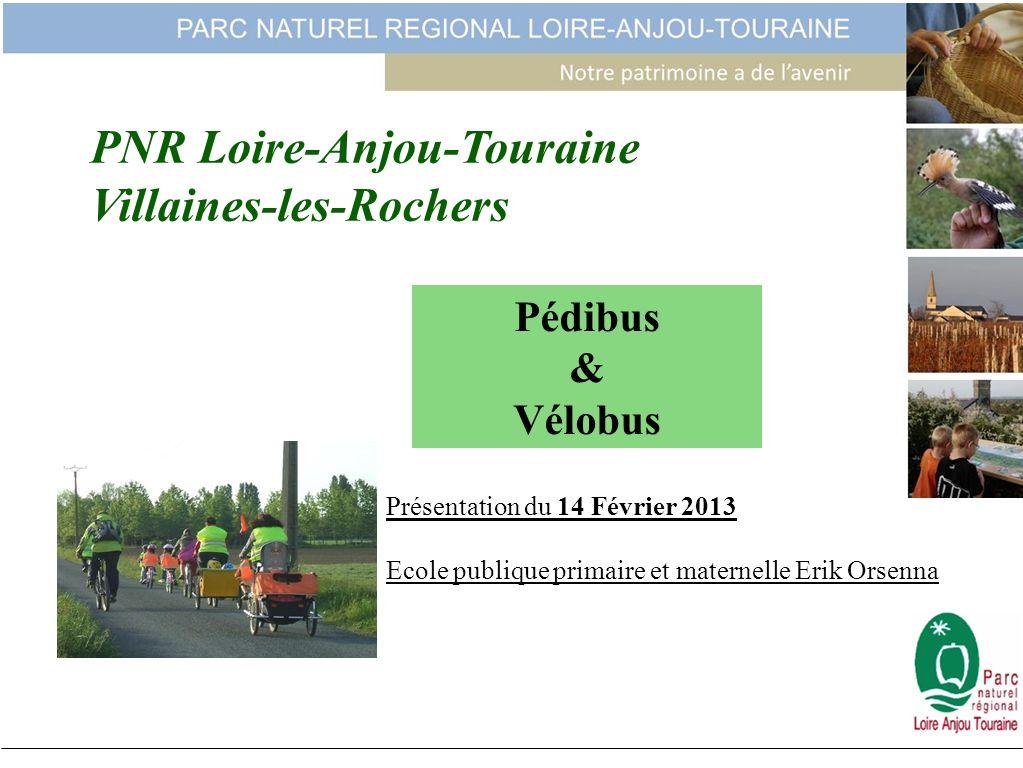 PNR Loire-Anjou-Touraine Villaines-les-Rochers