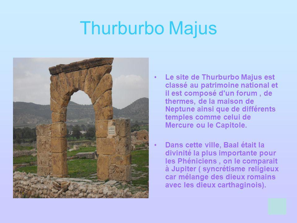 Thurburbo Majus
