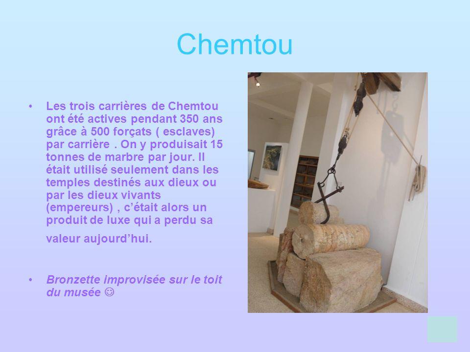 Chemtou