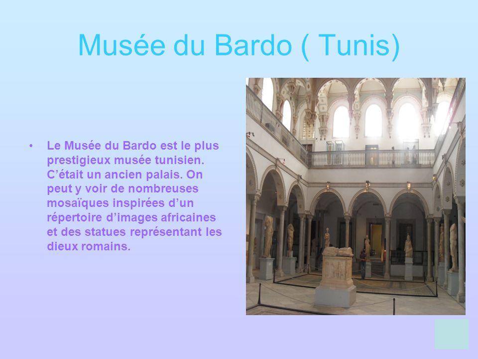 Musée du Bardo ( Tunis)