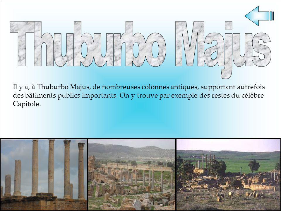 Thuburbo Majus