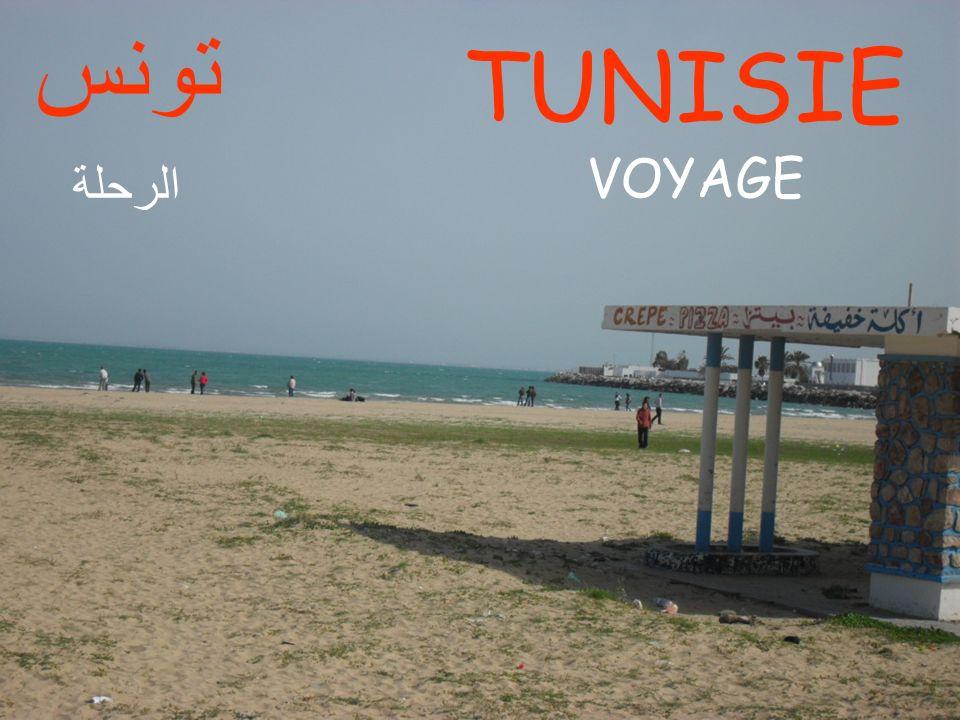 تونس TUNISIE VOYAGE الرحلة