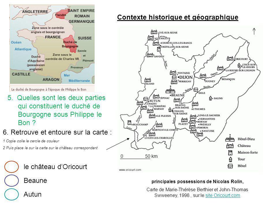 Contexte historique et géographique