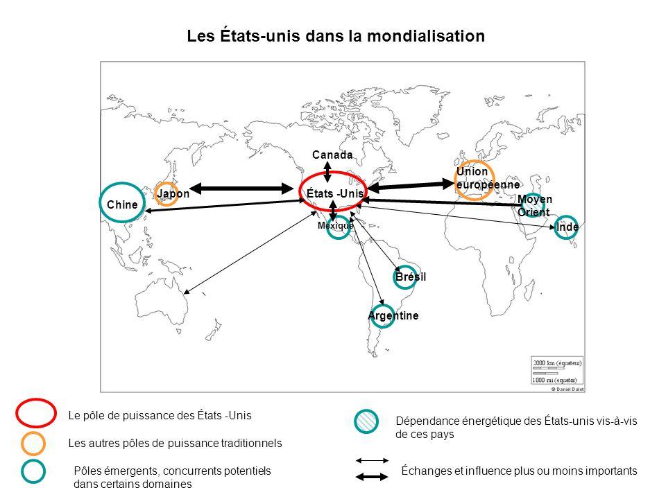 Les États-unis dans la mondialisation