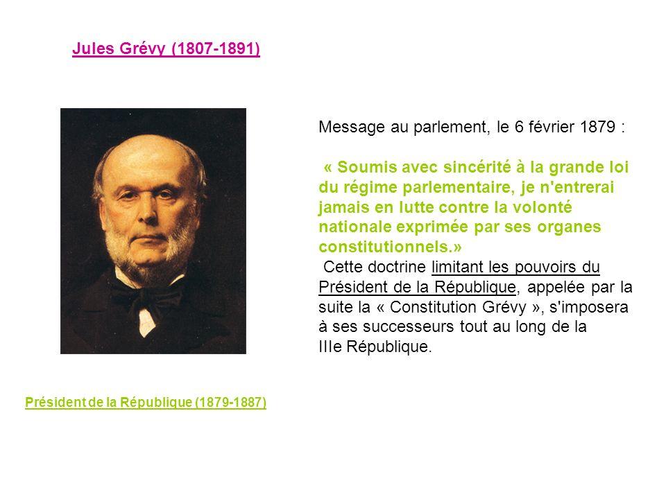 Jules Grévy (1807-1891)