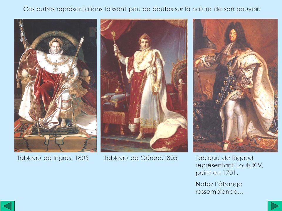 Ces autres représentations laissent peu de doutes sur la nature de son pouvoir.