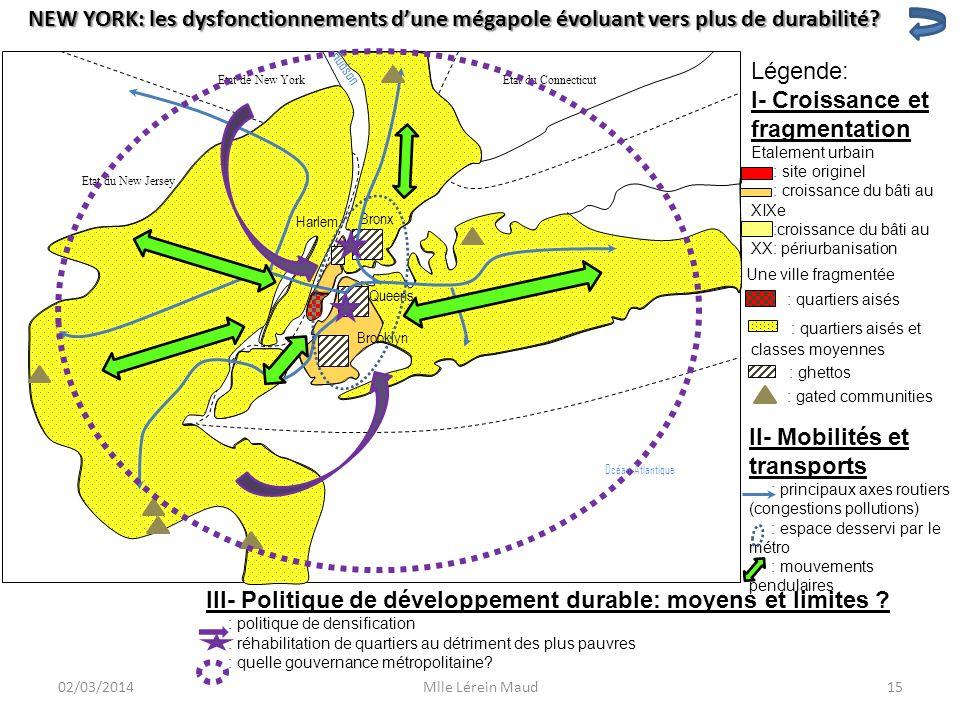 I- Croissance et fragmentation