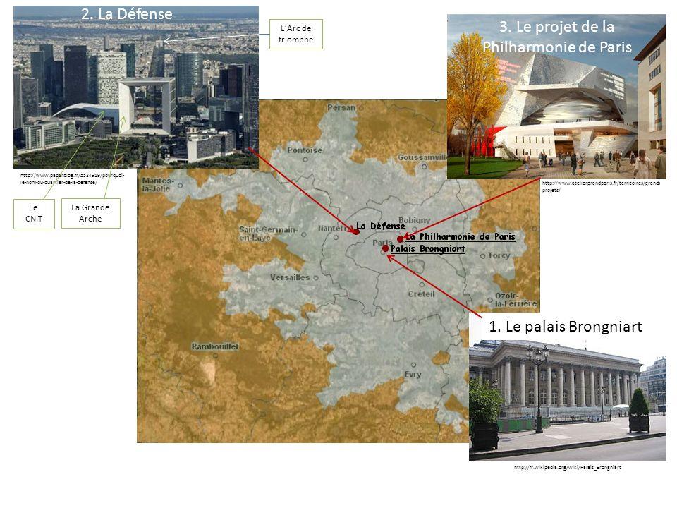 3. Le projet de la Philharmonie de Paris