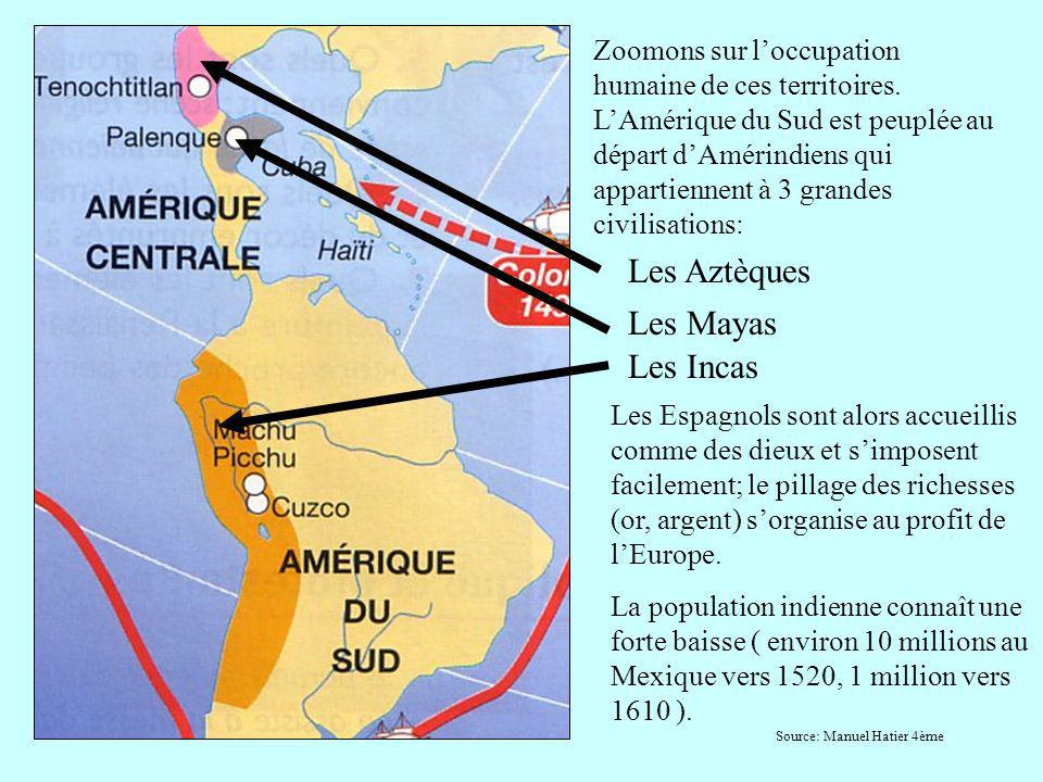 Les Aztèques Les Mayas Les Incas