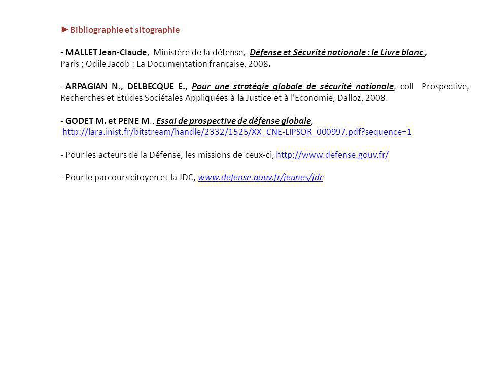 ►Bibliographie et sitographie