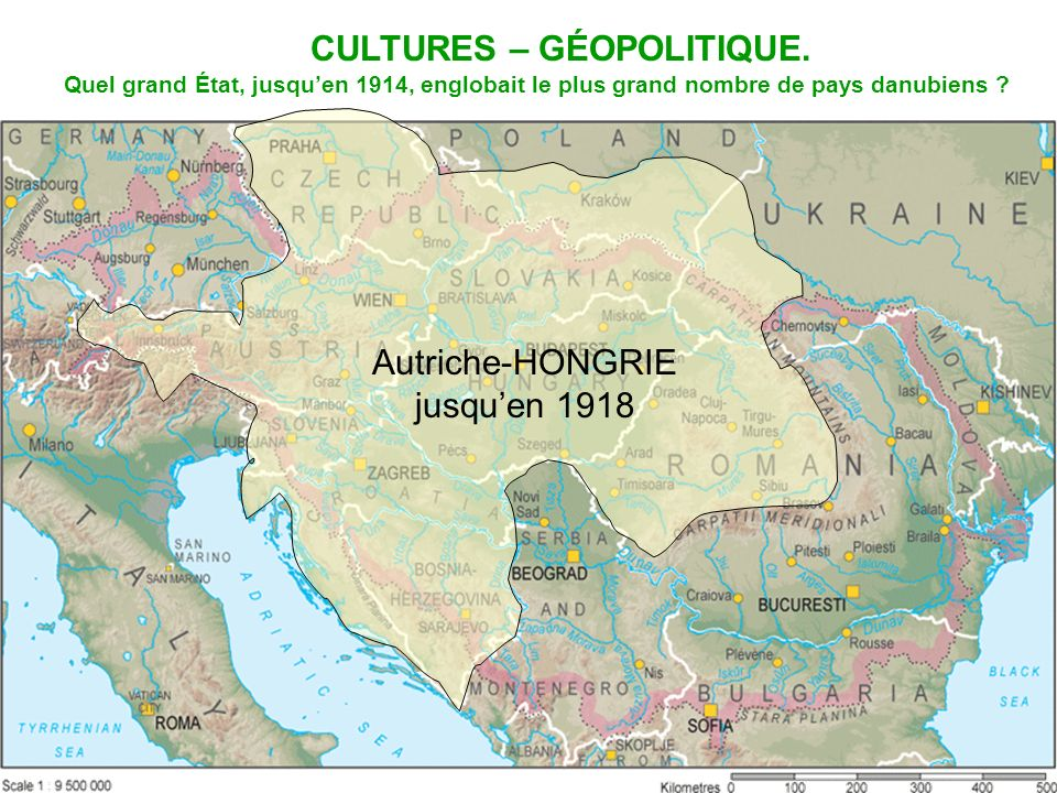 CULTURES – GÉOPOLITIQUE.