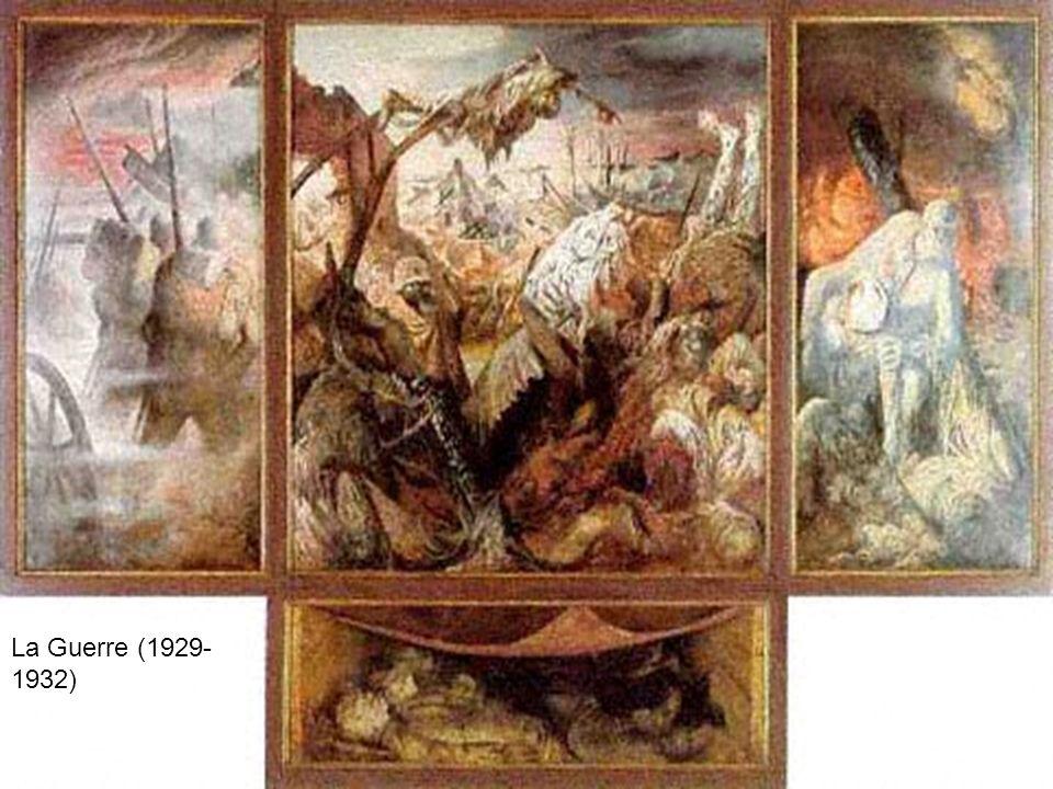 La Guerre (1929-1932)