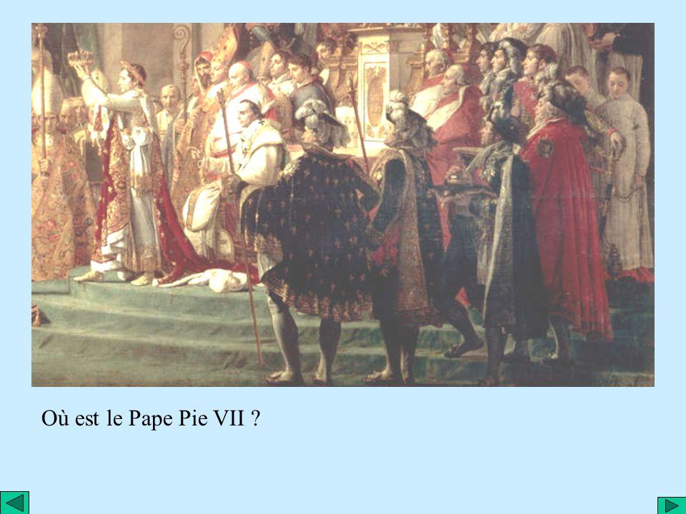 Où est le Pape Pie VII