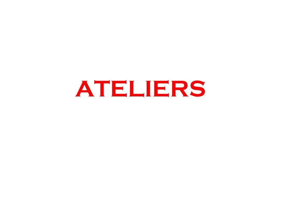 ATELIERS Programme 6e – 2005 – Ateliers 34