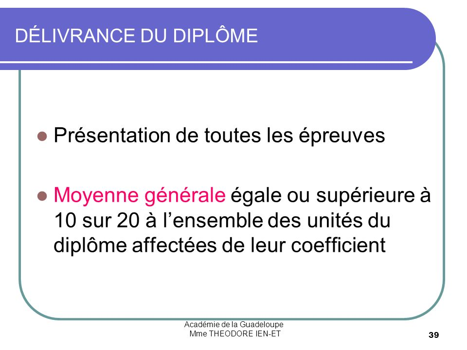 Académie de la Guadeloupe