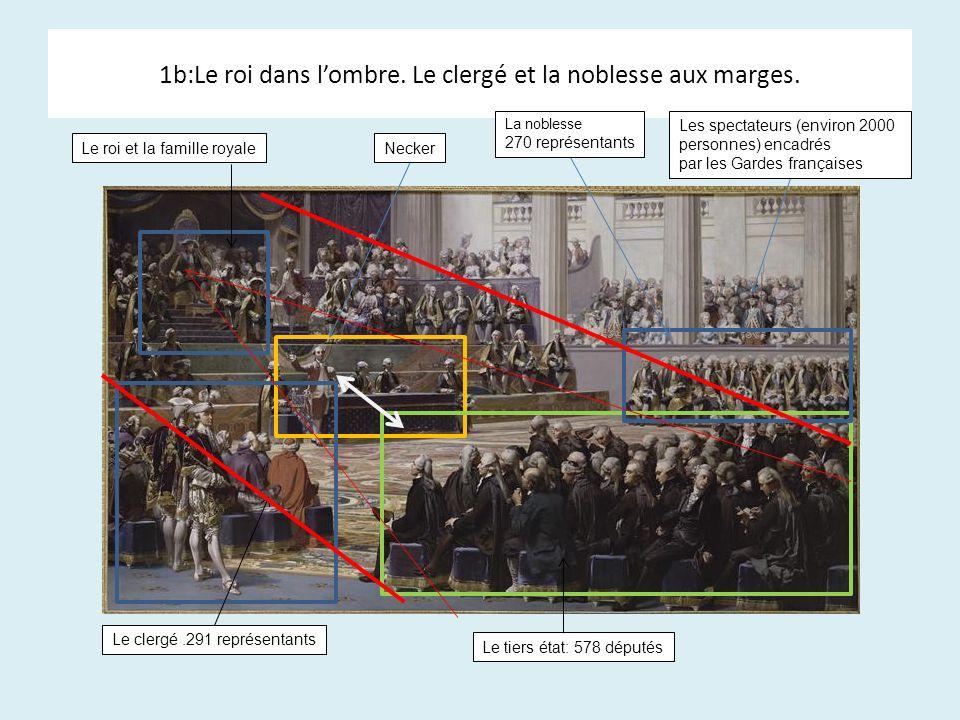 1b:Le roi dans l'ombre. Le clergé et la noblesse aux marges.