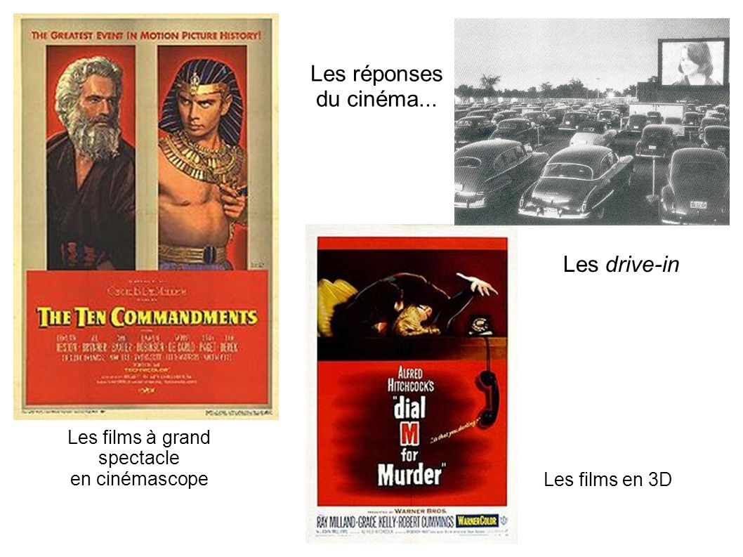Les films à grand spectacle