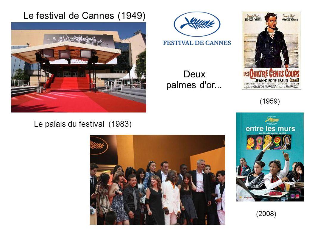 Le festival de Cannes (1949)