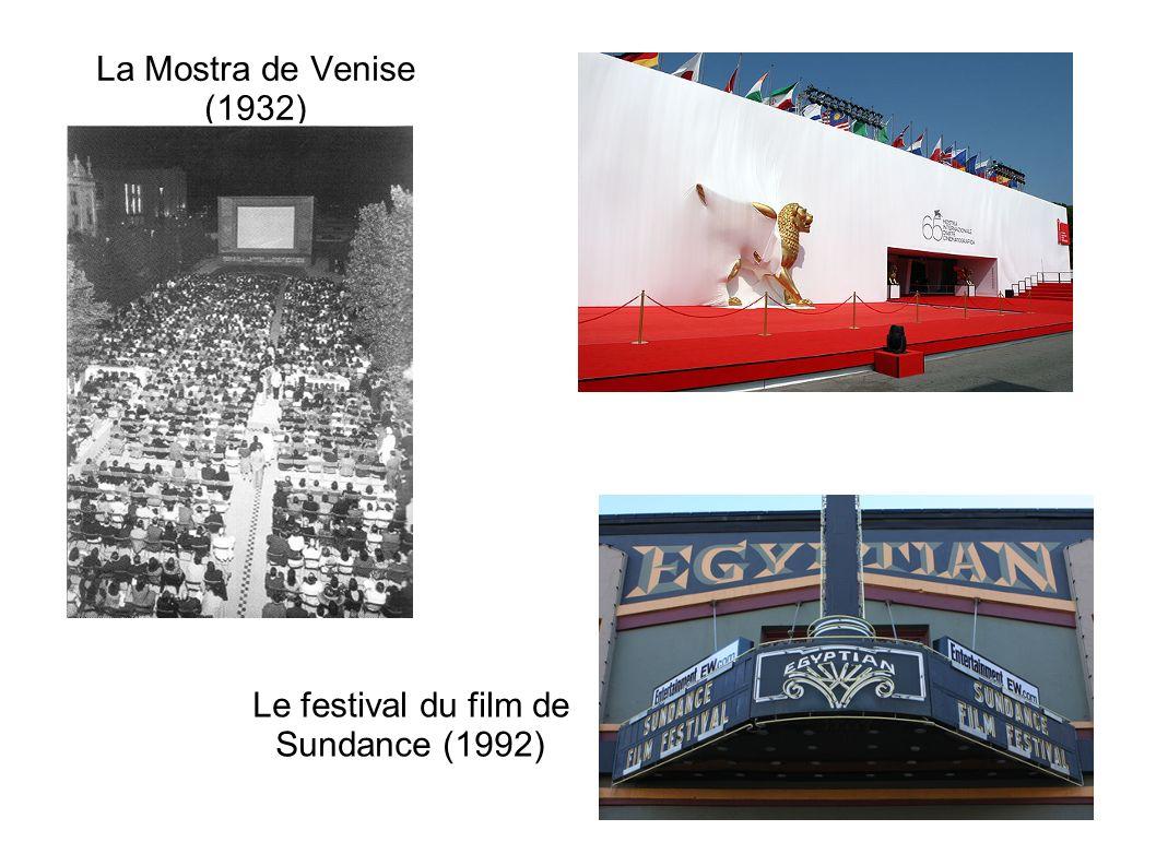 Le festival du film de Sundance (1992)