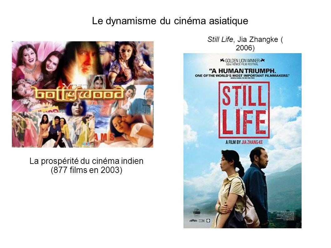 Le dynamisme du cinéma asiatique