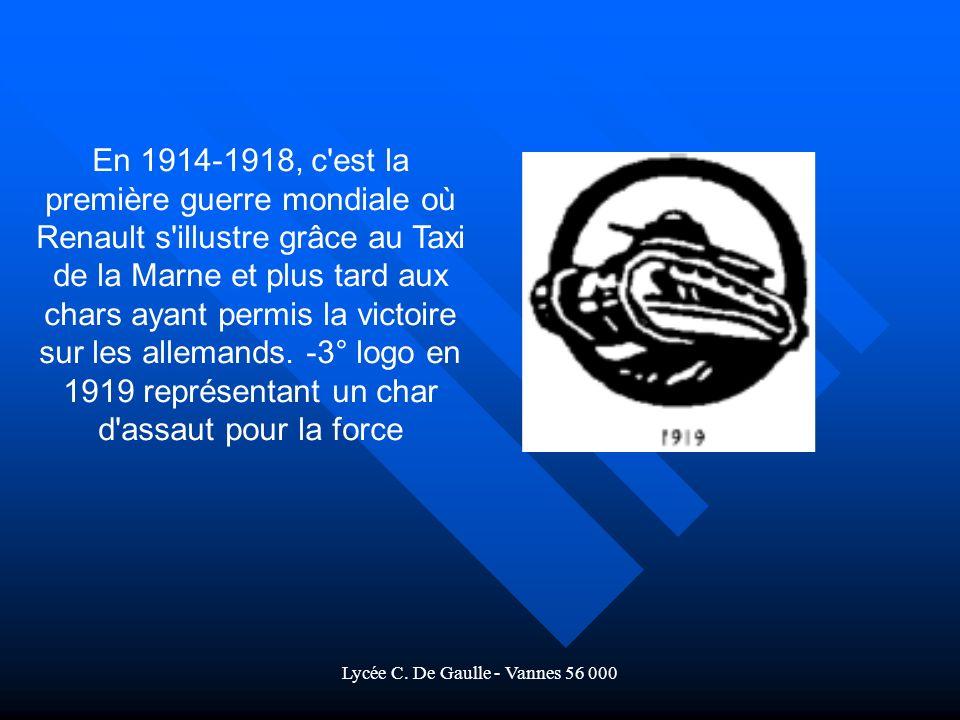 Lycée C. De Gaulle - Vannes 56 000