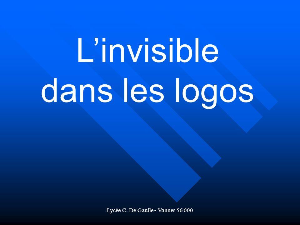 L'invisible dans les logos