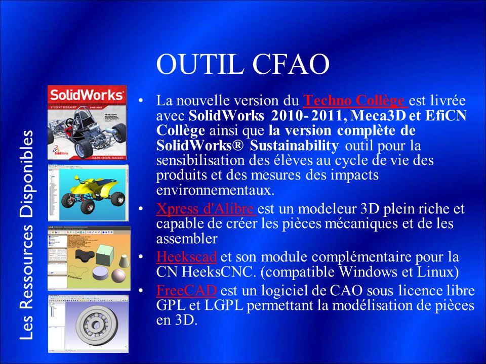 OUTIL CFAO