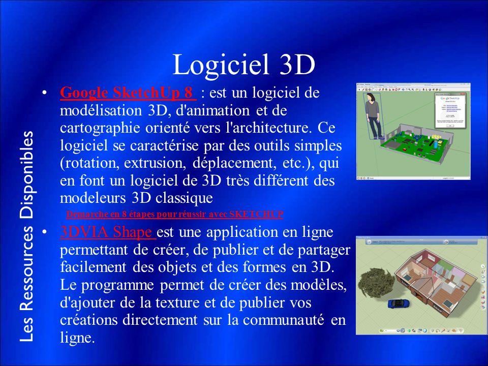 Logiciel 3D