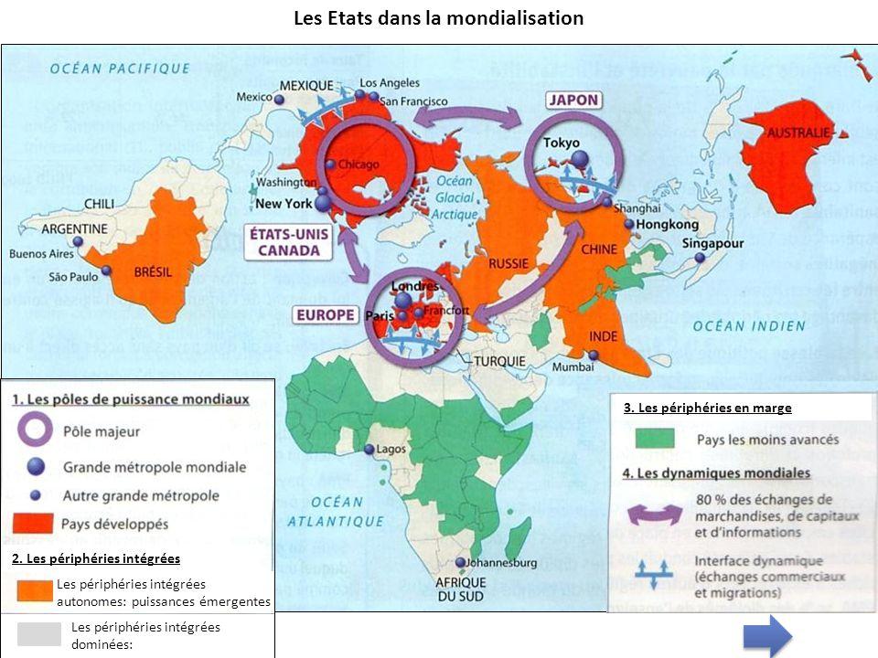 Les Etats dans la mondialisation
