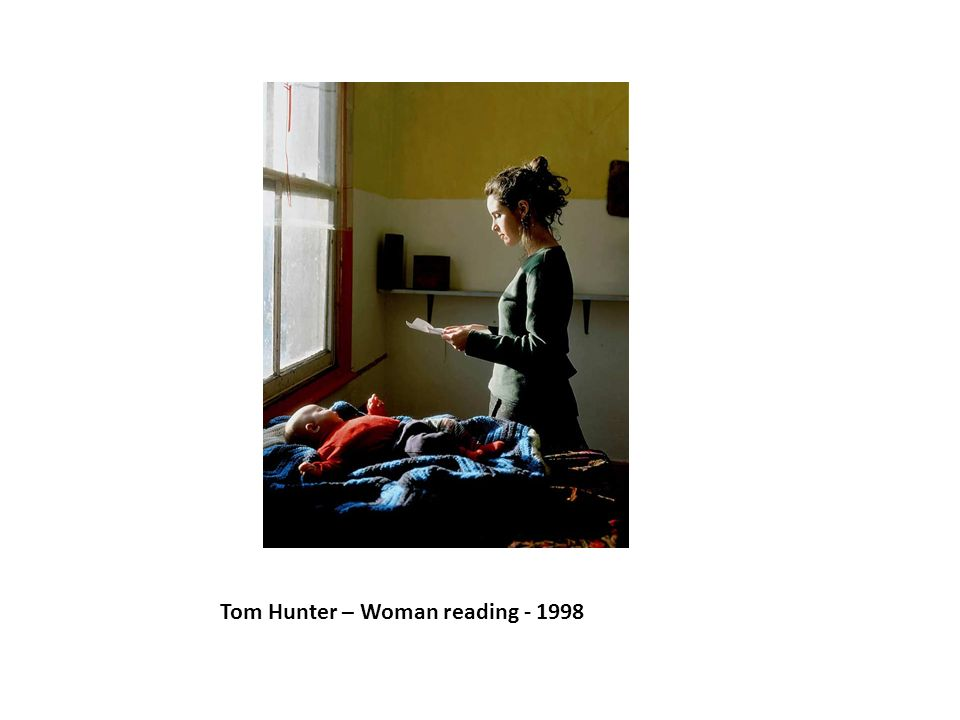 Tom Hunter – Woman reading - 1998