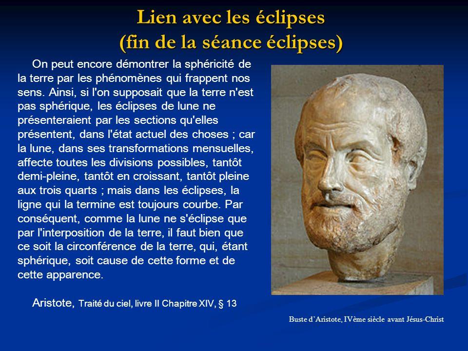 Lien avec les éclipses (fin de la séance éclipses)