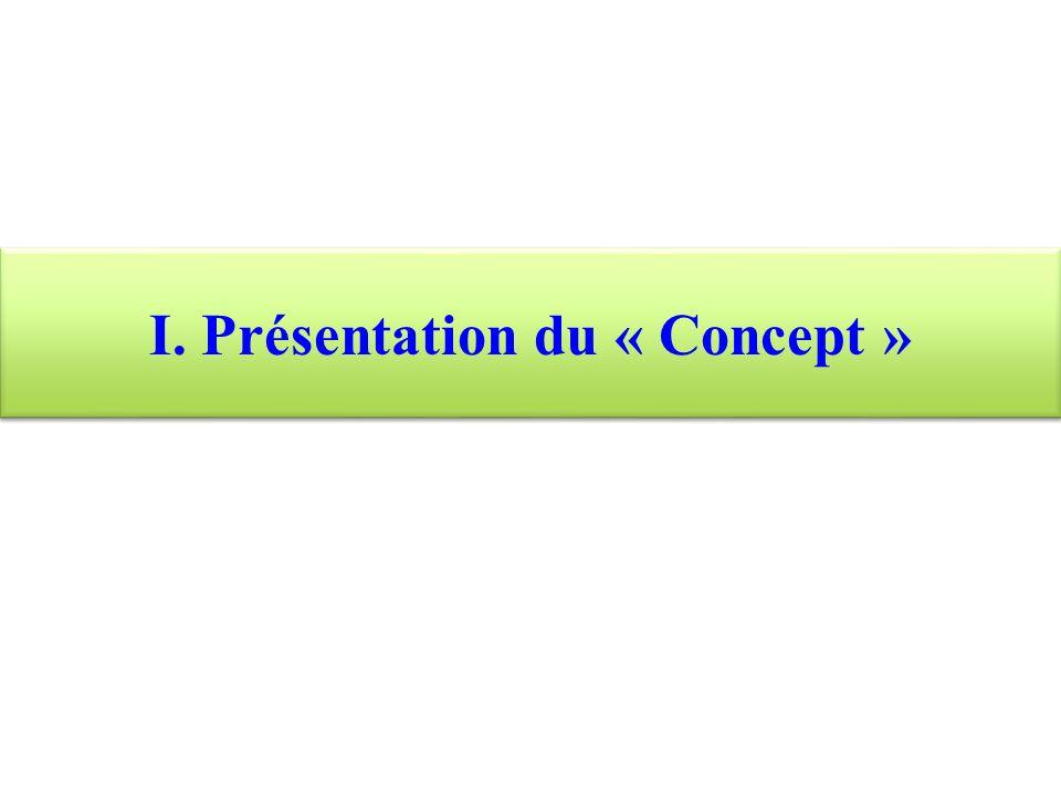 I. Présentation du « Concept »