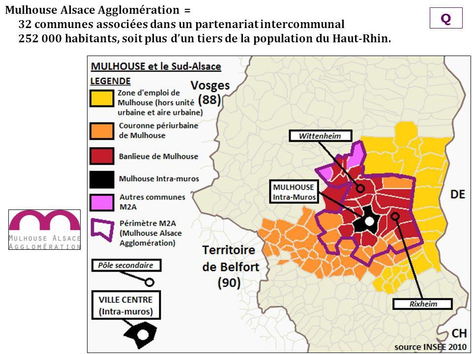 Q Mulhouse Alsace Agglomération =