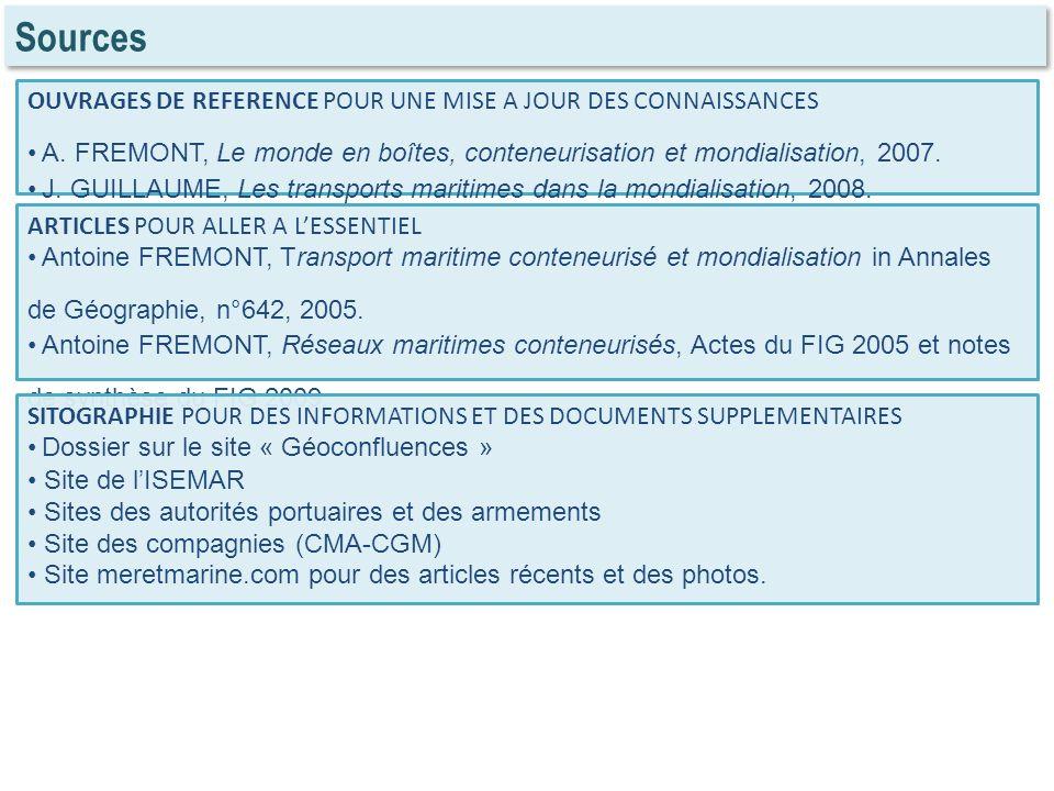Sources OUVRAGES DE REFERENCE POUR UNE MISE A JOUR DES CONNAISSANCES