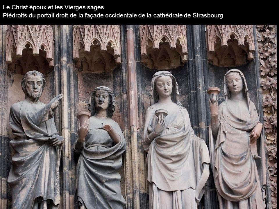 Le Christ époux et les Vierges sages