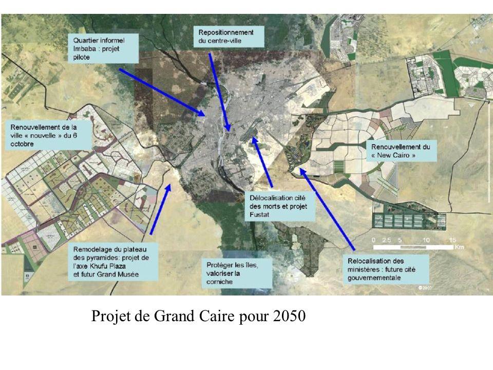Projet de Grand Caire pour 2050